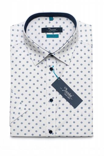 Koszula męska JUSTA (av136) koszule sklep internetowy  S21OY
