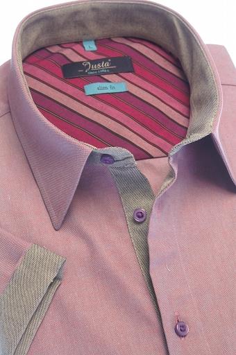 Koszula męska JUSTA (av082) koszule sklep internetowy  60Dc5